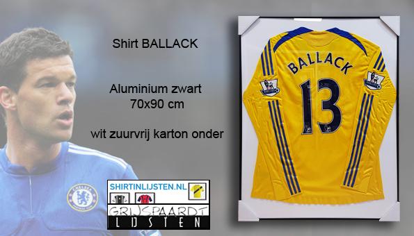 Foto Inlijsten Tips : Voetbalshirt inlijsten in den haag bij grijspaardt lijstenmakerij