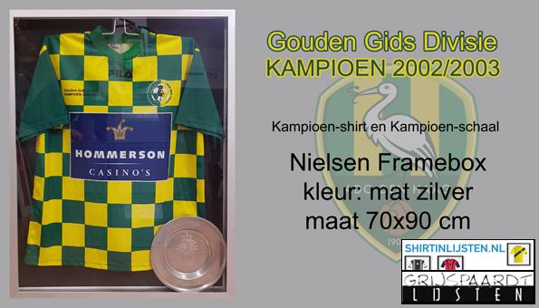 ADO kampioen 2002/2003