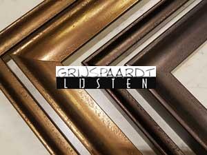 lijsten brons en tin